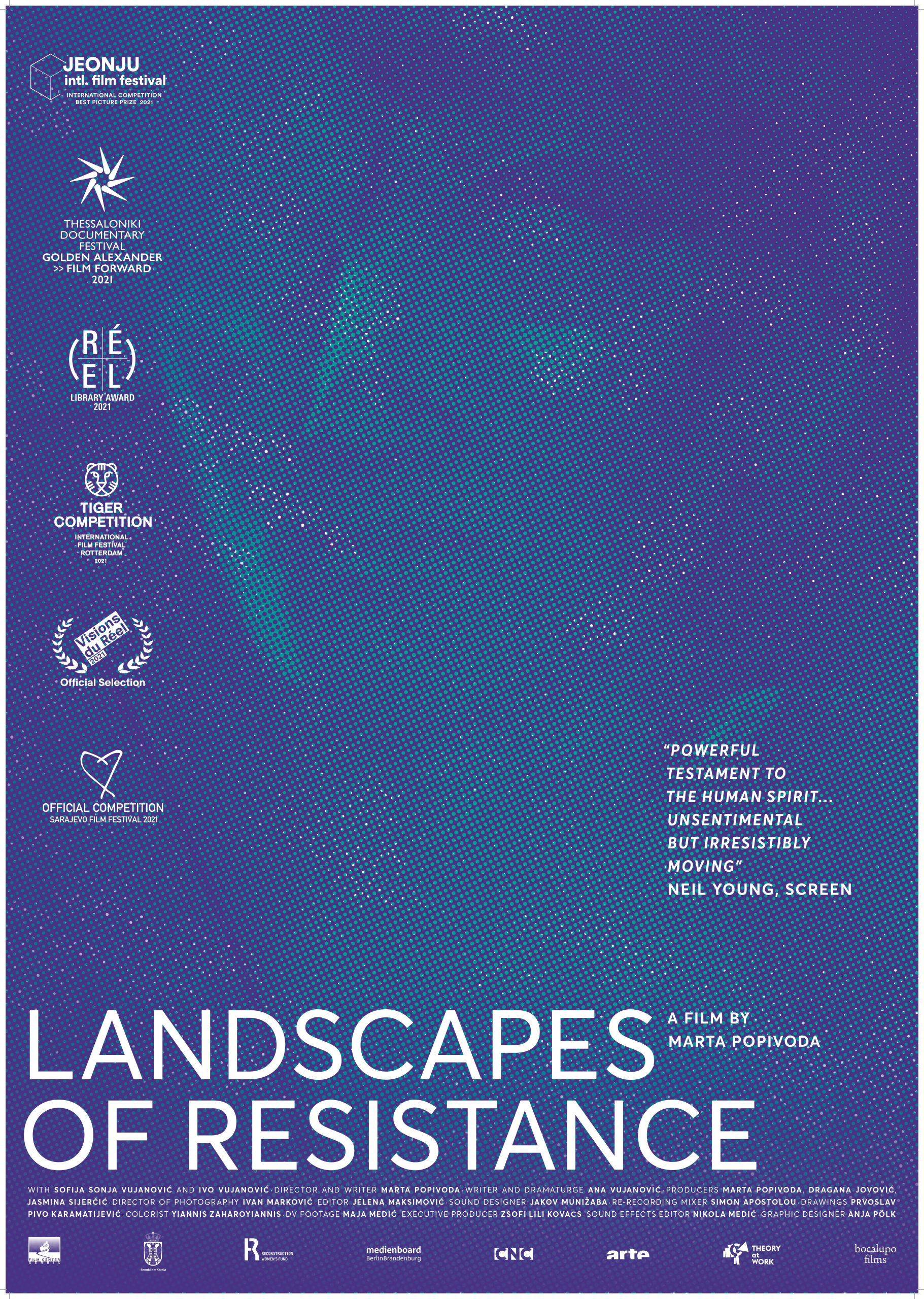 LANDSCAPES OF RESISTANCE