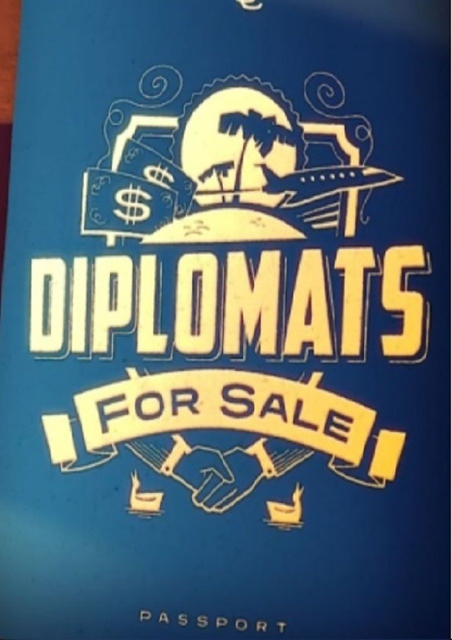 DIPLOMATS FOR SALE